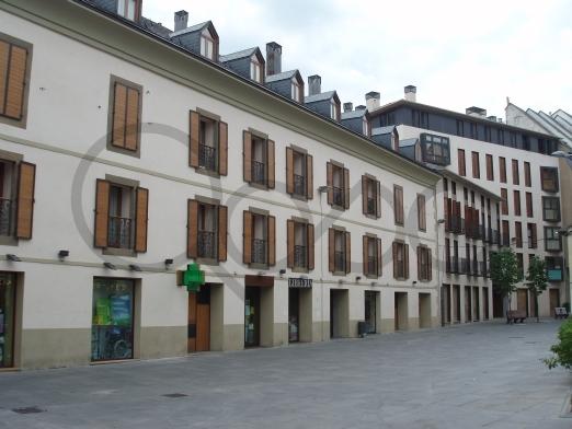 PLAZA SAN PEDRO 2. Jaca, 22700, Huesca